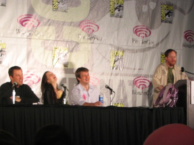 Cast Of [Serenity] At WonderCon